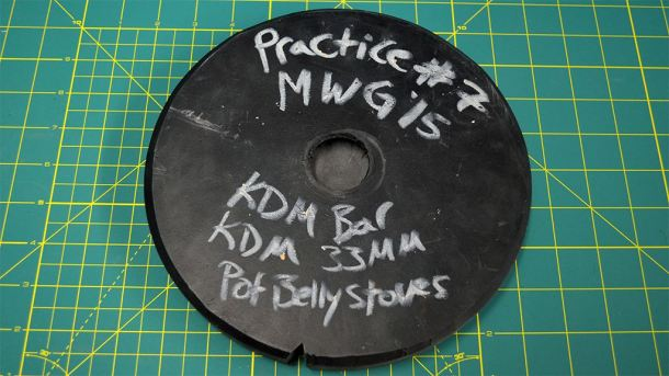 MWG - Website - Blog - Workshop - Spin Casting - The Basics - Finished Mold Closed