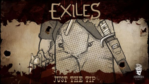 MWG - Exiles - Website - Teaser Image - Concept Art - BILLY BOB TEASE