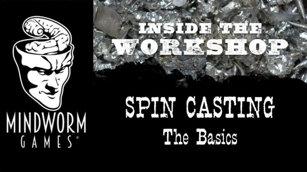 MWG - Website - Blog - Workshop - Spin Casting Basics Header