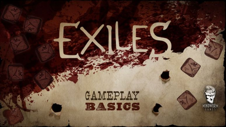 MWG - Blog - Exiles - Exiles Game - Gameplay Basics - Header