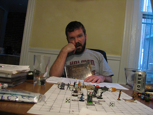 MWG - Blog - Exiles - Exiles Game - Wargames are for Nerds - Tired GM