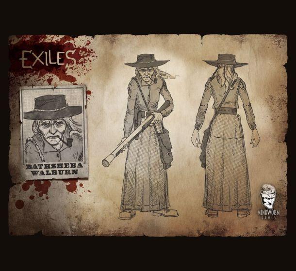 MWG - Exiles - Concept Art - Bathsheba Walburn