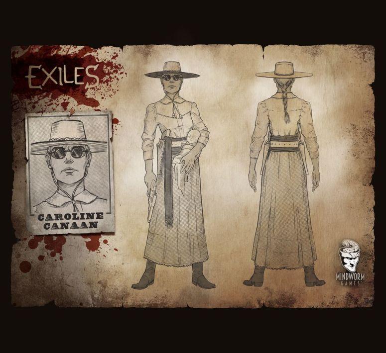 MWG - Exiles - Concept Art - Caroline Canaan