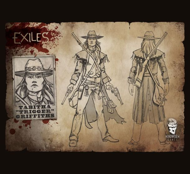 MWG - Exiles - Concept Art - Tabitha Griffiths