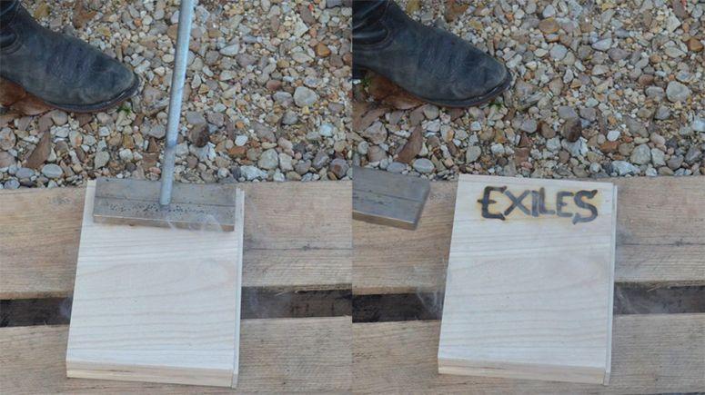 MWG - Website - Blog - Workshop - Branding Boxes - Burning