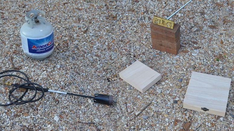 MWG - Website - Blog - Workshop - Branding Boxes - Materials