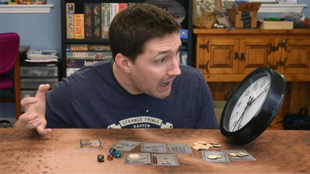 MWG - Blog - Exiles - Exiles Game - Game Turn - Benson Time