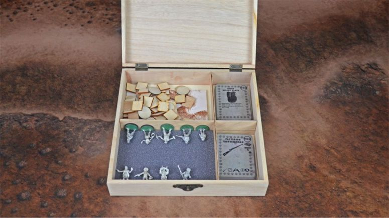 MWG - Blog - Exiles - Exiles Products - Overview - Campaign Box Contents