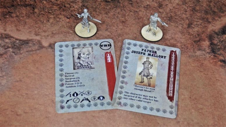 MWG - Blog - Exiles - Exiles Products - Persona Pack - Characters