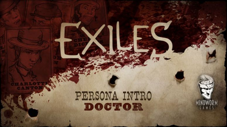 MWG - Website - Blog - Exiles - Exiles Game - Personas - Doctor Intro Header