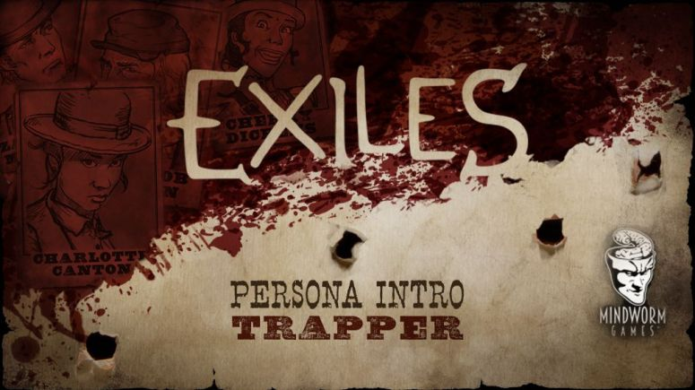 MWG - Website - Blog - Exiles - Exiles Game - Personas - Trapper Intro Header
