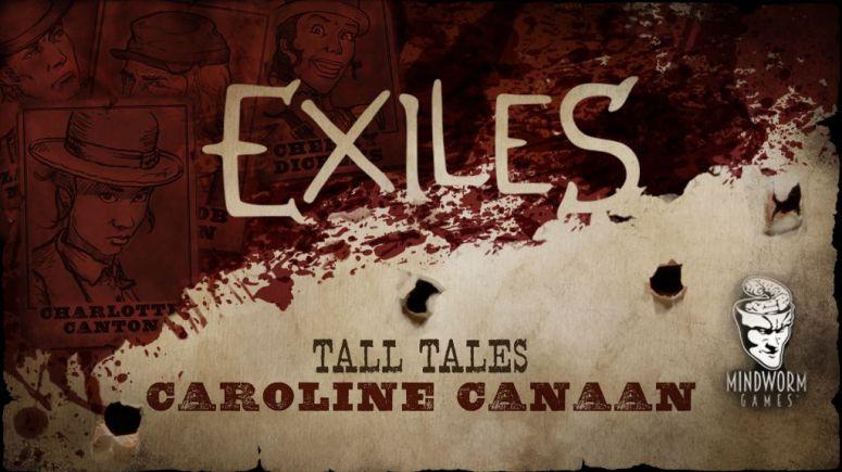 MWG - Website - Blog - Exiles - Personas - Persona Backgrounds - Caroline Canaan Header
