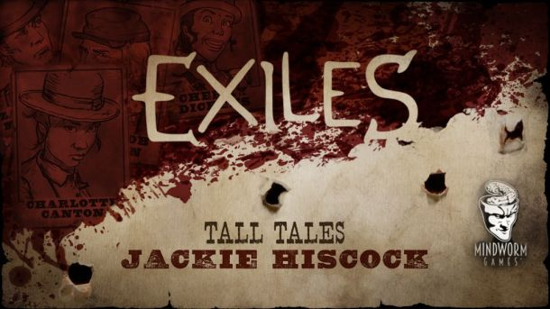 MWG - Website - Blog - Exiles - Personas - Persona Backgrounds - Jackie Hiscock Header