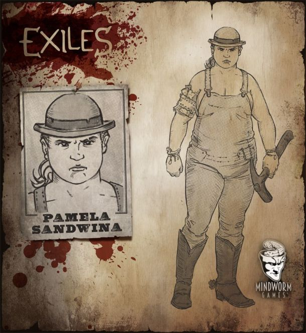 MWG - Website - Blog - Exiles - Personas - Persona Backgrounds - Pam Sandwina Character FULL