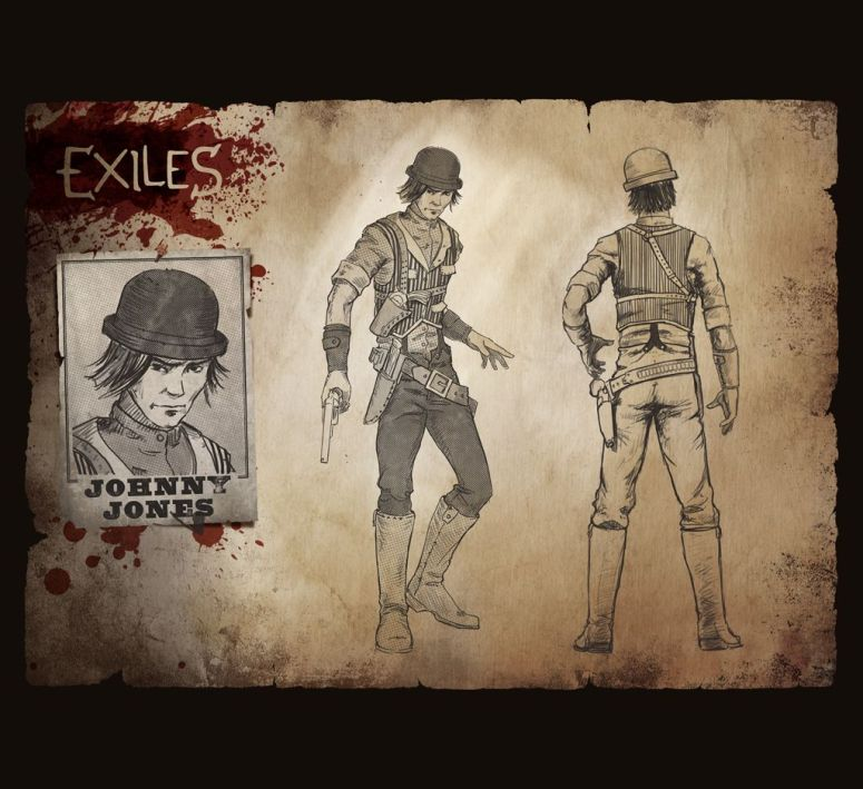 MWG - Exiles - Concept Art - Johnny Jones