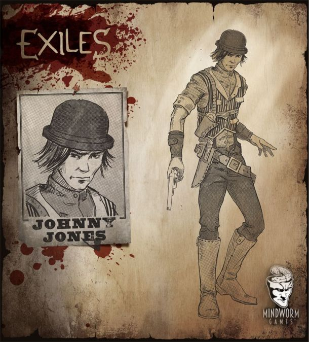 MWG - Website - Blog - Exiles - Personas - Persona Backgrounds - Johnny Jones Character FULL