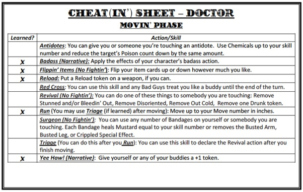 cheatin-sheet